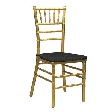 Подушка 01 для стула Кьявари, 2см, кожзам