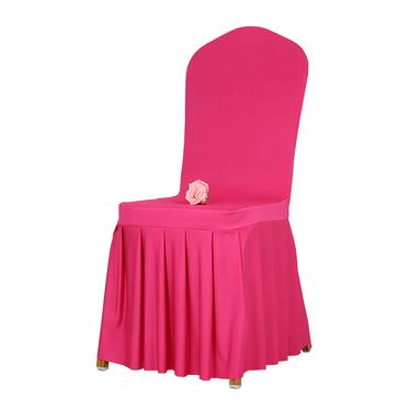 Чехол на стул 45, спандекс, цветной